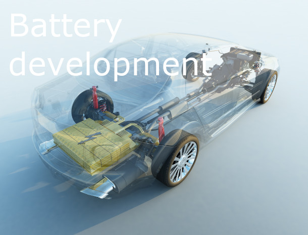Battery development